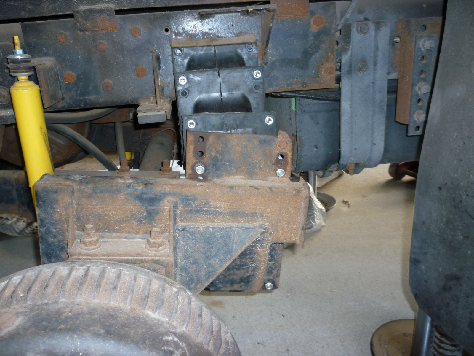 Tag axle problems - iRV2 Forums