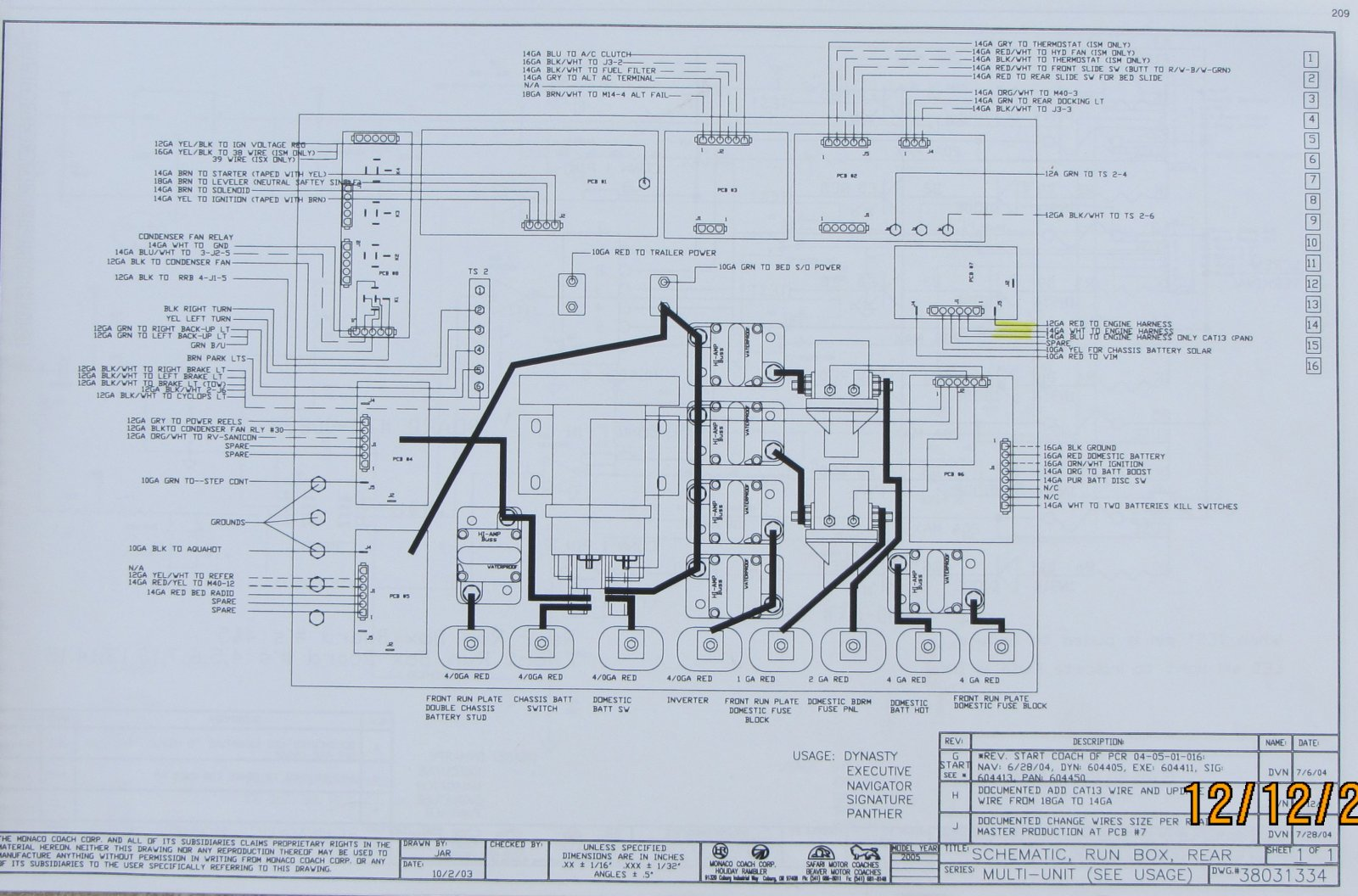 2004 Cummins Wiring Diagram Automotive Isb 1996 F53 Fleetwood Motorhome Schematic 2001 Freightliner Diagrams