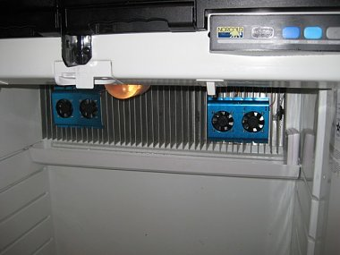 Cooling Fans: Norcold 1200 Cooling Fans