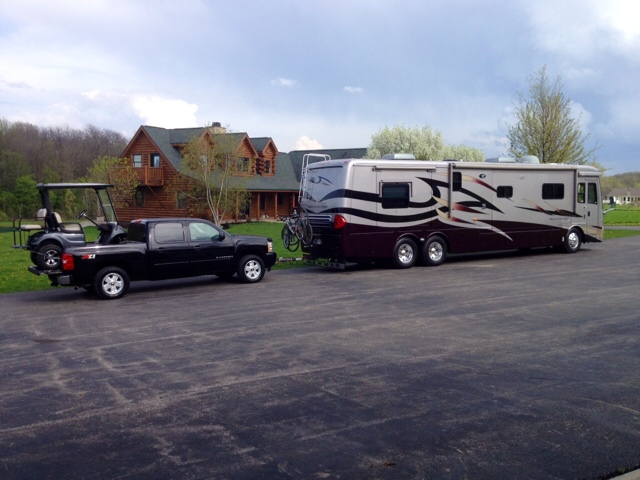 Golf Car, Short Bed F150 - iRV2 Forums Golf Cart Haulers Campers Html on