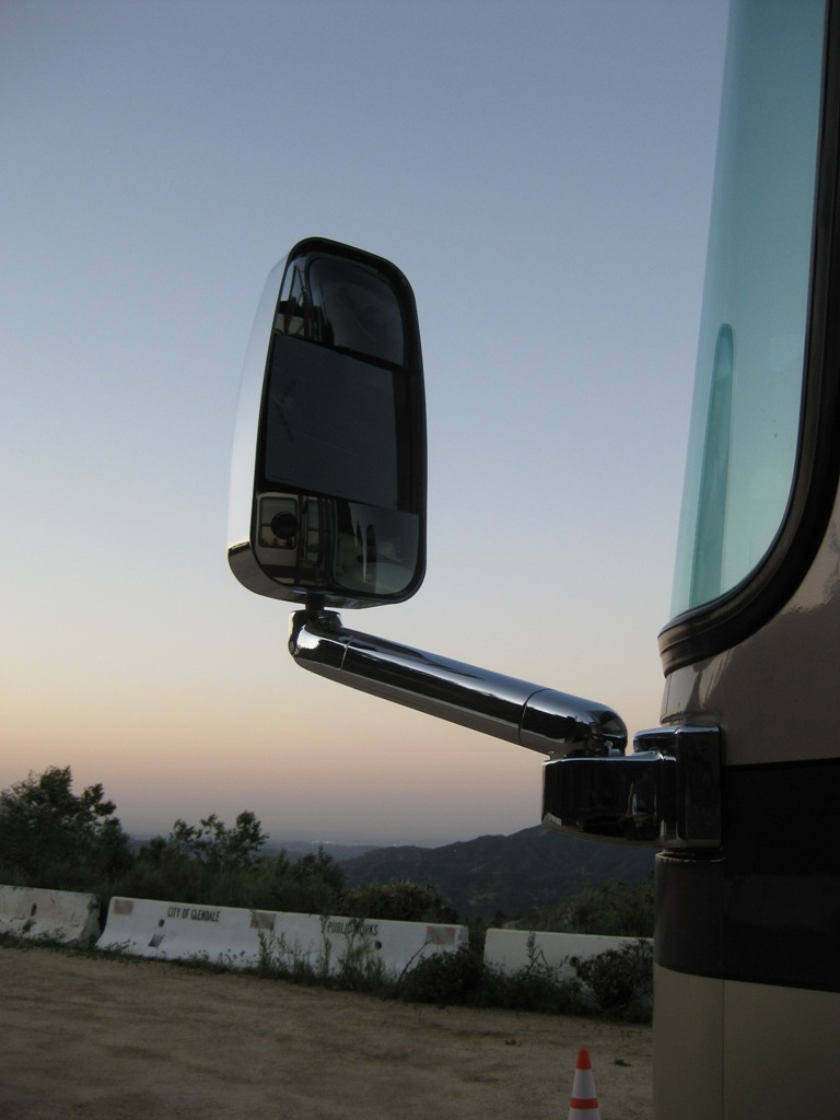 Replaced Velvac Mirrors with Ramco Mirrors - iRV2 Forums on