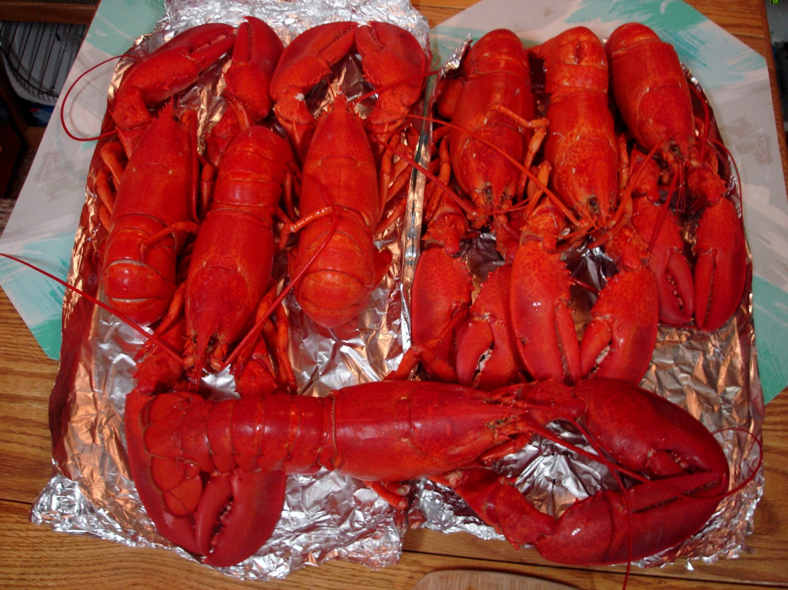 Click image for larger version  Name:Lobstahs Sunset Point Cmpgrd. Harrington, Me..jpg Views:56 Size:362.6 KB ID:95381