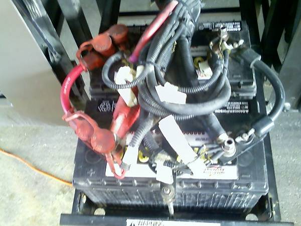 Fantastic The Routine Maintenance For The Unit Is Pretty Simple  Oil Changes, Fuel Filter Replacement, And Air Filter  The Transmission Fluid Changed At 60,000 On The Winnebago Coach Parts, I Check The Battery Fluid Levels Each Month I