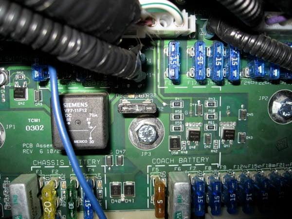 monaco dynasty wiring diagram  monaco  free engine image