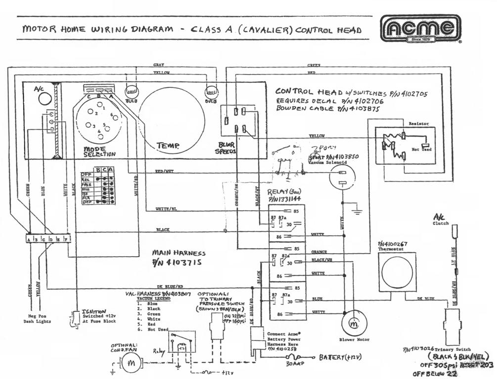 freightliner century cl headlight wiring diagram