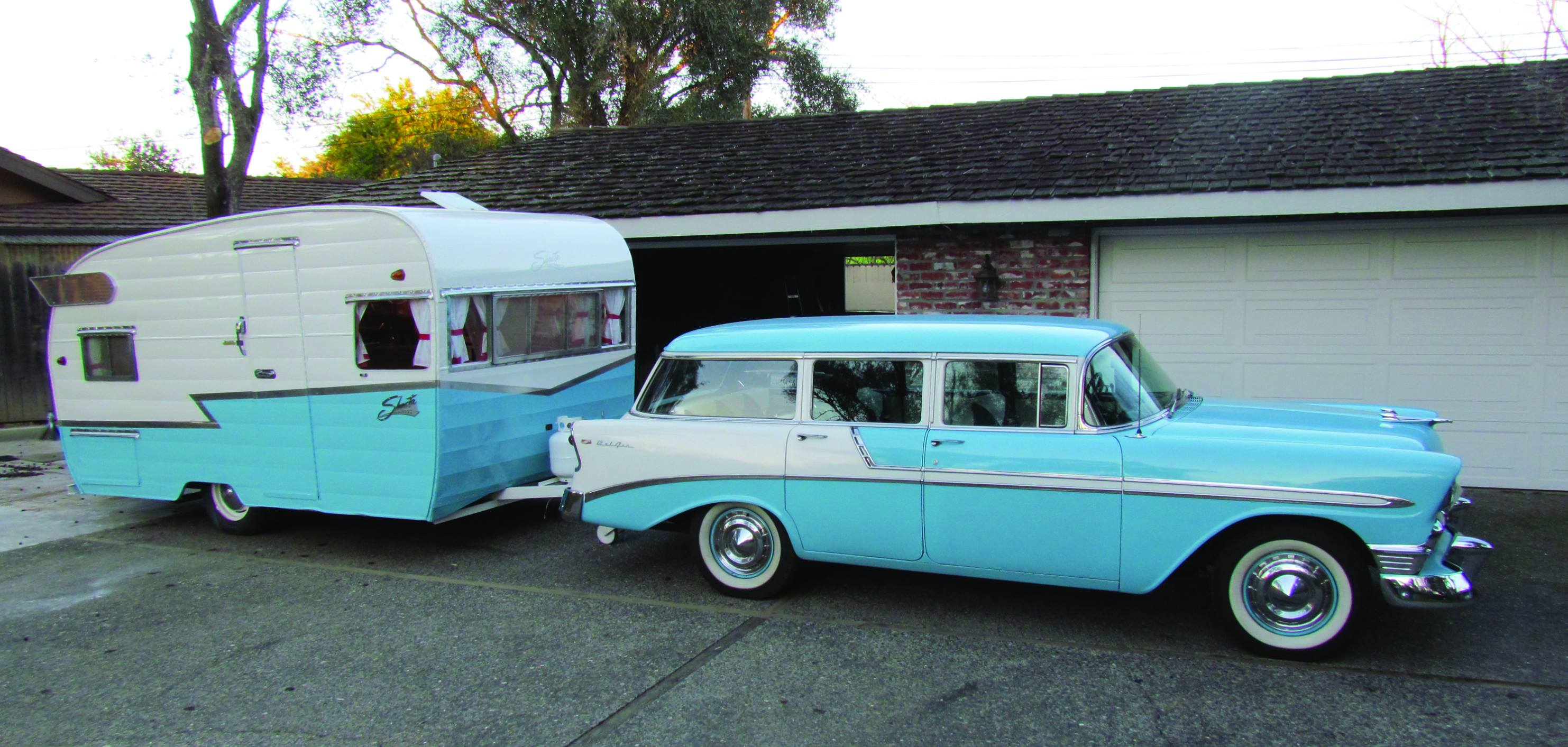 55 56 57 Chevy Nomads For Sale Autos Post