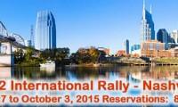 2015 iRV2 Rally Nashville