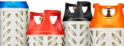 composite RV propane tanks