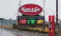 low RV gas prices