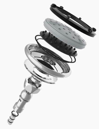 Ecocamel Jetstorm RV showerhead review