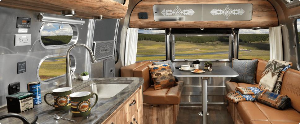 Airstream Pendleton collectible trailer
