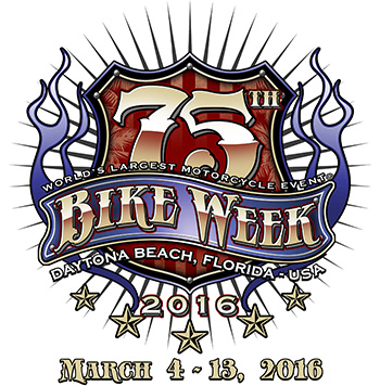 Daytona Bike Week RVing