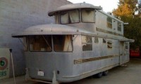 1953 Spartan Imperial Mansion with 2nd story add-on.