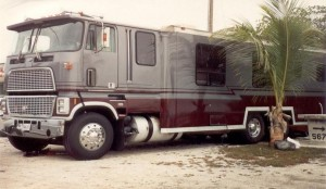 Ford CL 900 Motorhome