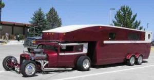 Hot Rod 5th wheel