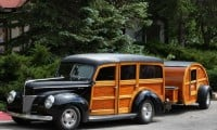 40 Ford Woody and Woody Teardrop