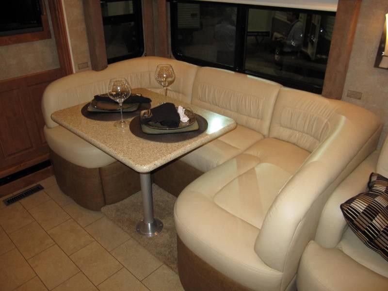 Monaco Rv Unveils Holiday Rambler Trip Irv2 Forum